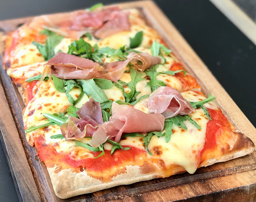 ham pizza rectangle longweb